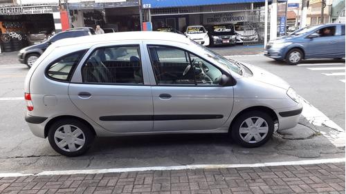 renault scenic 2009 1.6 16v hi-flex - esquina automoveis
