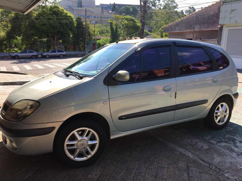 renault scénic authentic 2.0 16v