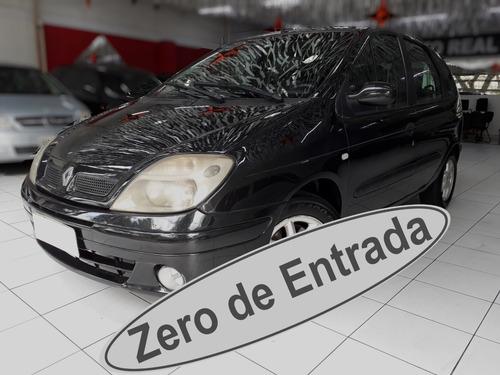renault scenic automático rxe 2.0 / renault scenic / carros