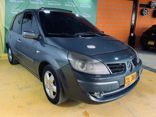 renault scenic fe aut 2.0 2008