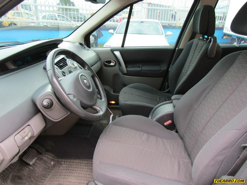 renault scénic full equipo