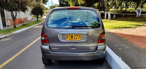 renault scenic gris modelo 2006 2.0 cc automática