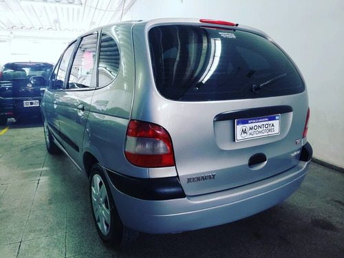 renault scenic mod 2008 tdi confort impecable unica