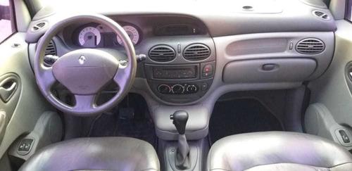 renault scenic privilege 2.0 aut 2008 !!!