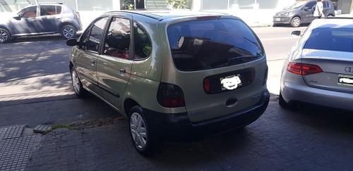 renault scenic rn 1,6 airbag aire cierre l. crist 2000