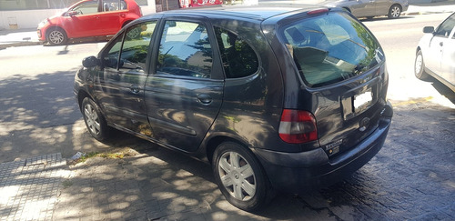 renault scenic rt1.6 n abs gris topo 2002