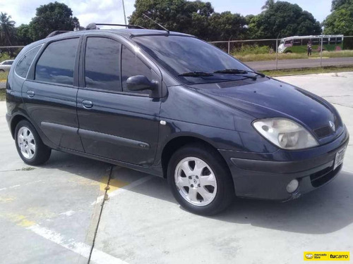 renault scenic - sincronica