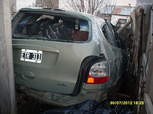 renault socenic 2005 naftero