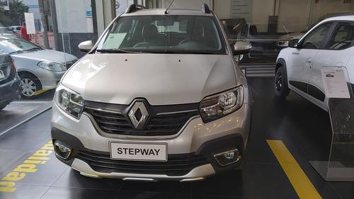 renault stepway 1.6 automatica