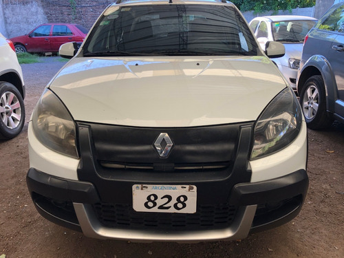 renault stepway 1.6 confort full full gnc 2014 financiamos