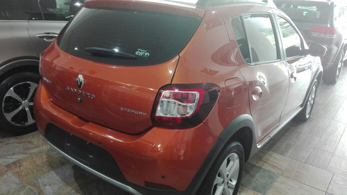 renault stepway 1.6 expression mt 2016