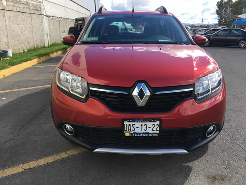 renault stepway 1.6 expression mt 2017