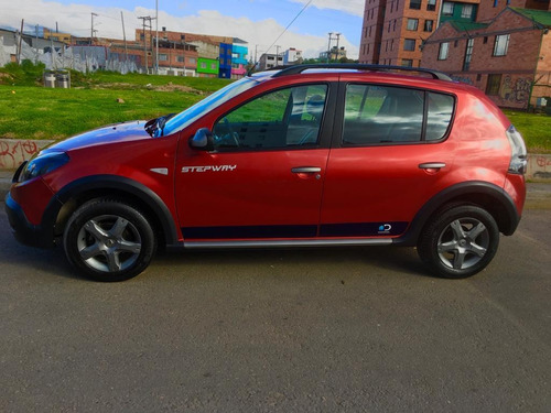 renault stepway discovery channel full mt 1600cc 16v