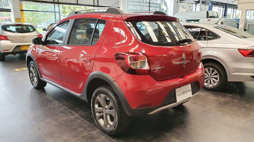 renault stepway exlusive automatica 1.6cc full equipo