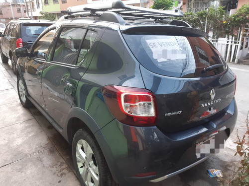 renault stepway intens 4×2 1.6 mt