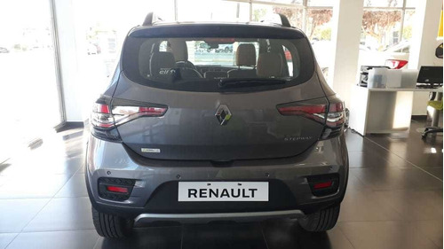 renault stepway intens cvt 100% financiado