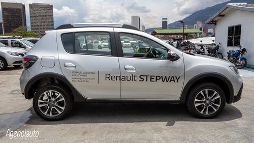 renault  stepway intens cvt- 2020
