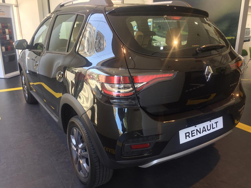 renault stepway intense automatica año 2020 full (ma)