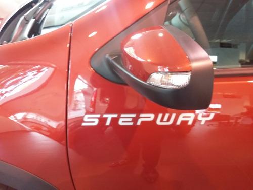 renault stepway privilege 1.6 nav - entrega inmediata (jc)