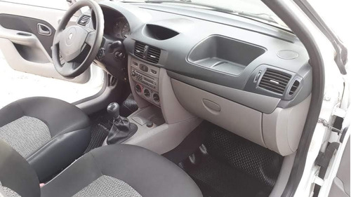renault symbol 1.6  airbag cierre alarma  ingrassia