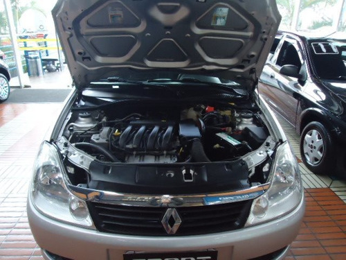 renault symbol 1.6 expression 16v flex 4p manual