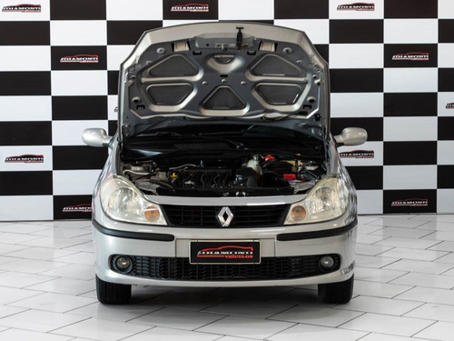 renault symbol 1.6 privilège 16v flex 4p manual