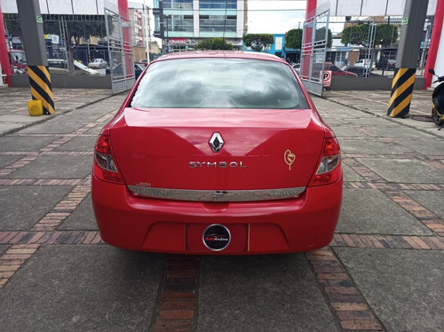 renault symbol 2010 1.6 luxe