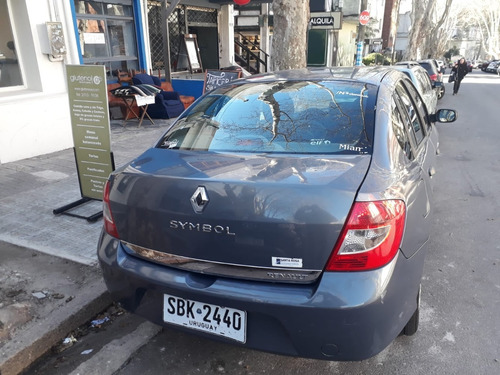 renault symbol expression, 1,6  lt. nafta sedan 4 ptas, 2011