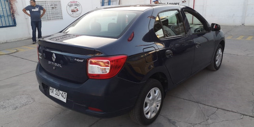 renault symbol full 2016 2do dueno