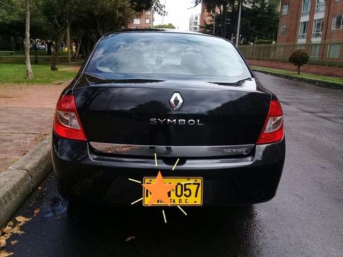 renault symbol ii luxe 2012