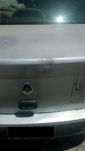 renault symbol rna - 2002 4 puertas + soat + tecno + regalo