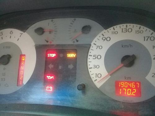 renault symbol sedan 4 puertas 1.6