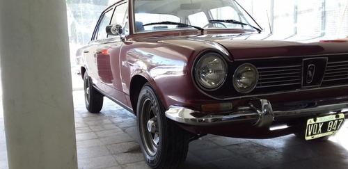 renault torino s 1971 colección recibo menor