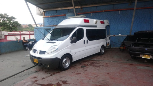 renault traffic ambulancia perfecto estado