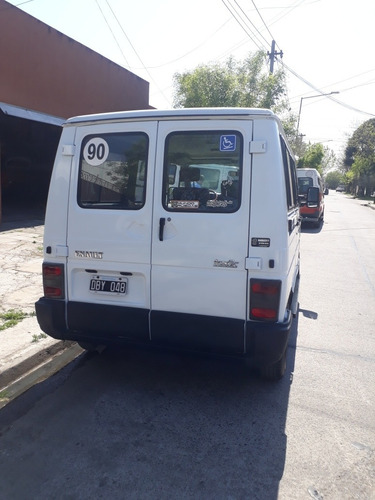 renault trafic 1.9 ta83 d dh 1999