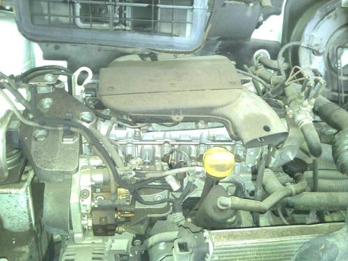 renault trafic 2009 diesel venta de refacciones