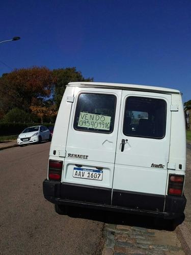 renault trafic 2.1 diesel