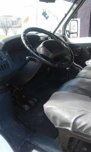 renault trafic 2.2 diesel año 97 color blanco