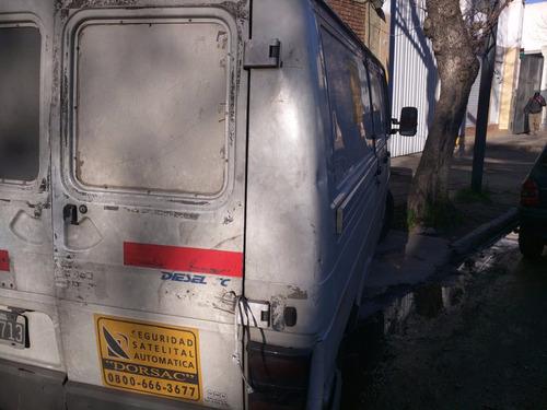 renault trafic diesel 1999 vtv y grabado gcba al día