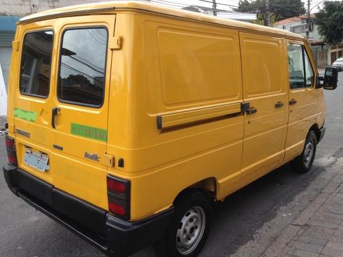 renault trafic furgão 1998 2.2 gasolina