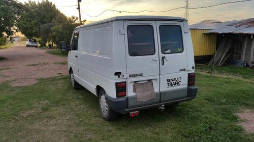 renault trafic furgon 1997