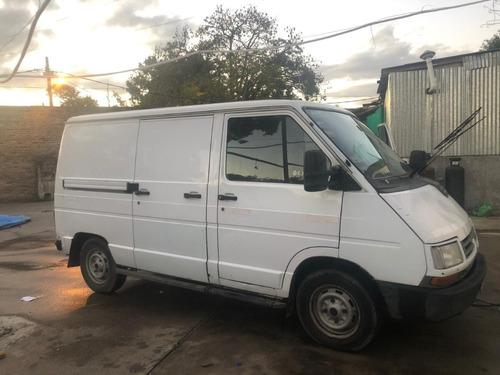 renault traficc furgon corto 1997 diesel