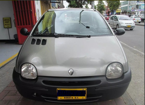 renault twingo access 2012 excelente estado negociable