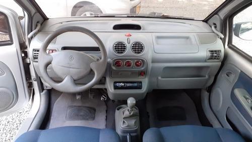 renault twingo motor 1.2 2006 gris platina 3 puertas