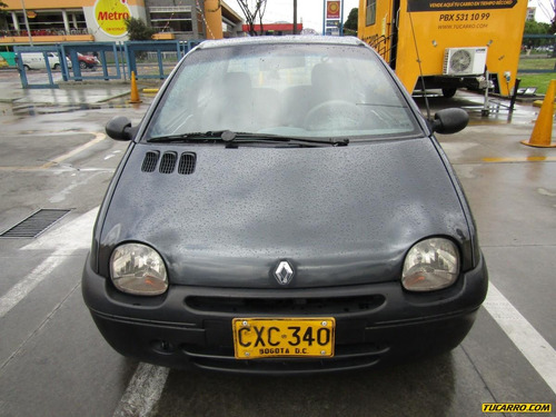 renault twingo u authentique mt 1200cc 16v aa