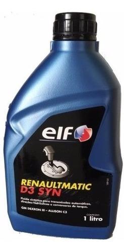 renaultmatic d3 syn -  óleo para transmissão automatica