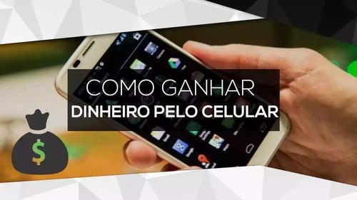 renda extra apenas usando o celular