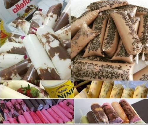 renda extra de geladinho gourmet - aprenda já!