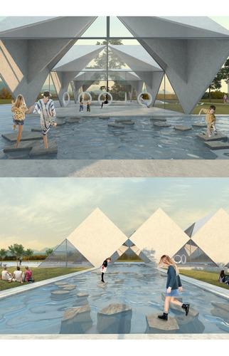 render arquitectura