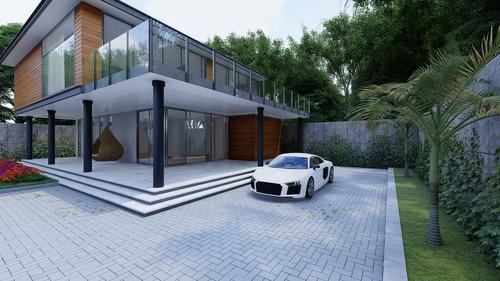 renderizado arquitectónico 3d